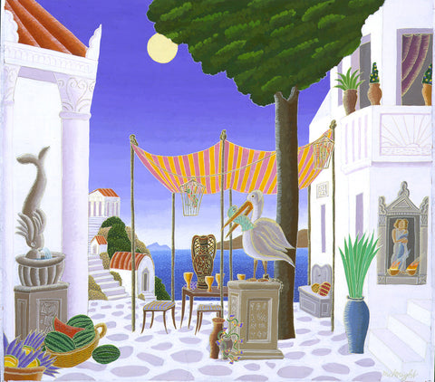 Ancient Mykonos