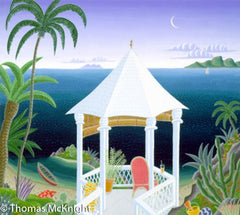 Tropical Gazebo