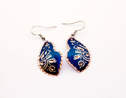 Turkish Copper Earrings