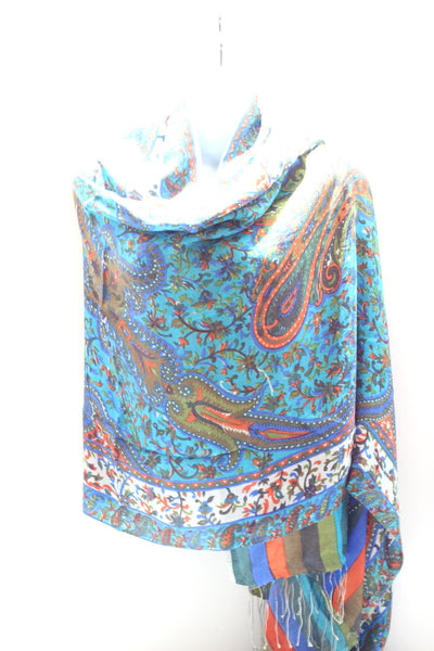 Handmade Turkish Silk Shawl
