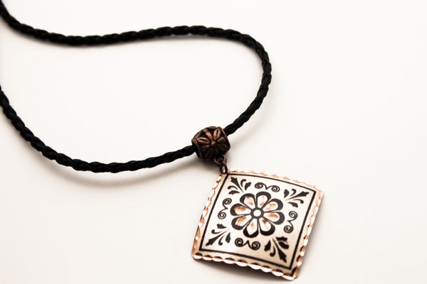 Turkish Copper Necklace