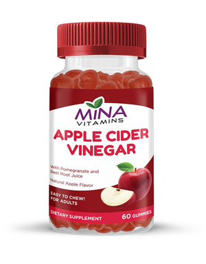 Apple Cider Vinegar (ACV) -60ct
