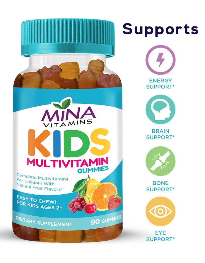 Kids Multivitamins -90ct