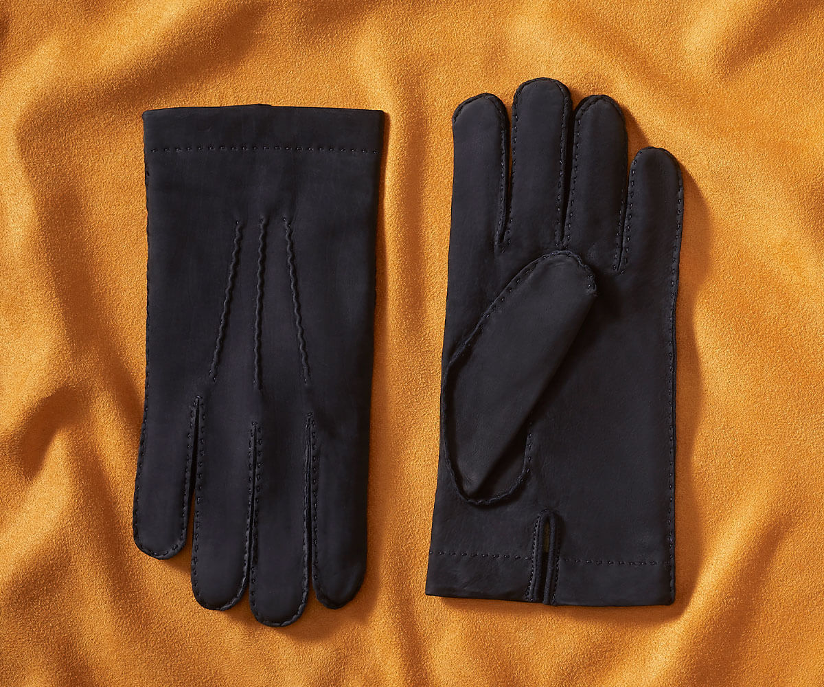 Luca Faloni Leather Gloves Collection Made in Italy