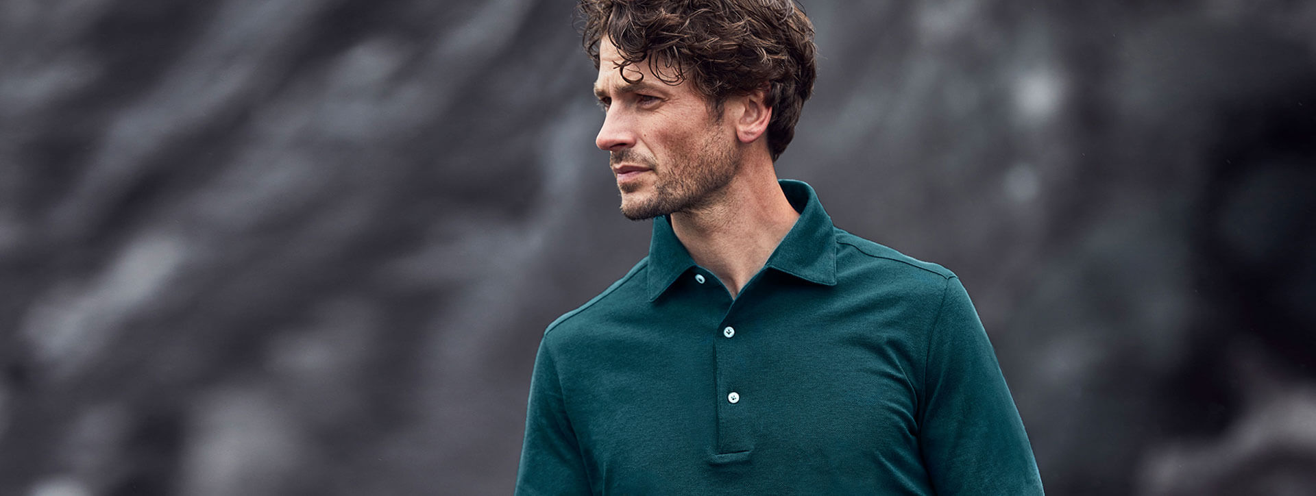 6b09010a The Ones Who Wore It Well: The Polo Shirt – Luca Faloni