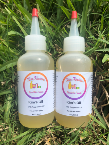 Kim's Oil w/ Peppermint Oil (Bundle Deal)