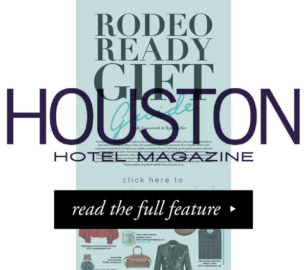 Houston Hotel Magazine | January 2020