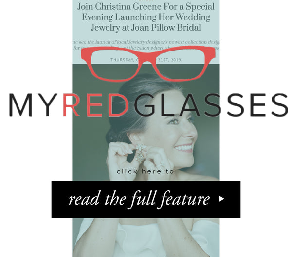 My Red Glasses | November 2019