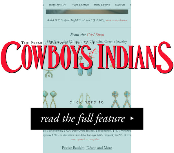 Cowboys and Indians | November 2019