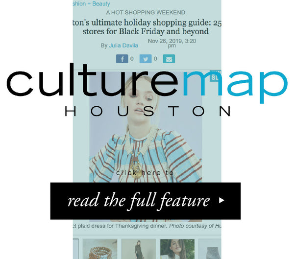 Culture Map | January 2020