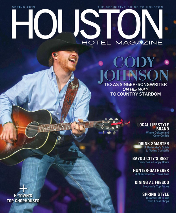 Houston Hotel Magazine / Spring 2019