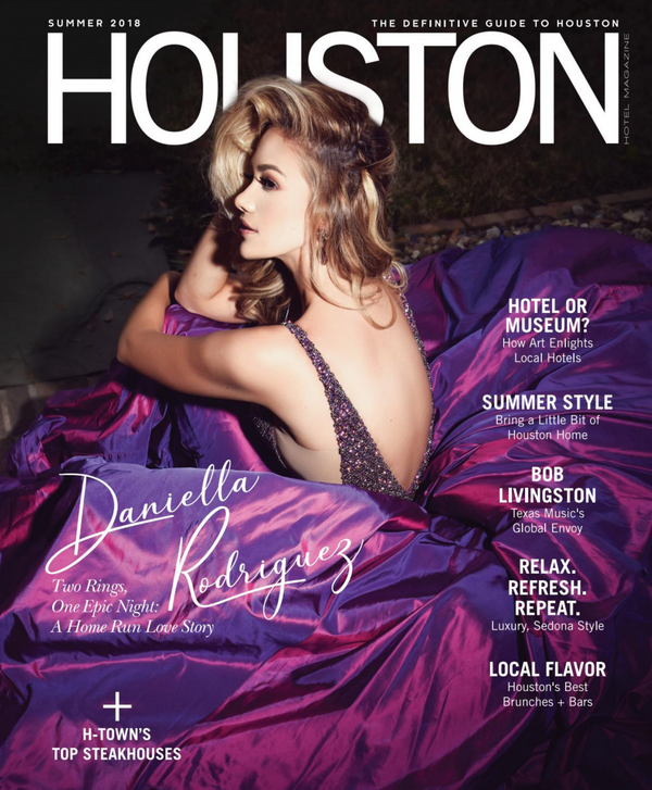 Houston Hotel Magazine | July 2018