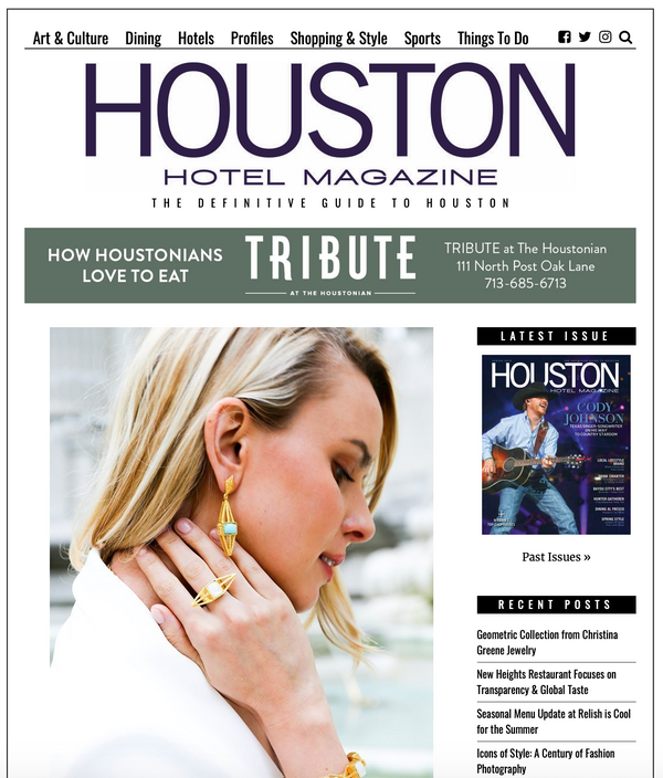 Houston Hotel Magazine | June 2019