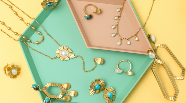 Christina's Favorite On Trend Jewelry Pieces for Summer