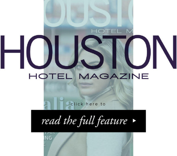 Houston Hotel Magazine | July 2019