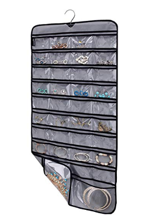 roll out jewelry organizer