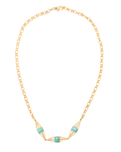 Arixs Neclace - Turquoise