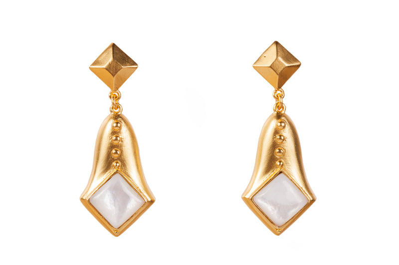 Plath Earrings - Christina Greene LLC