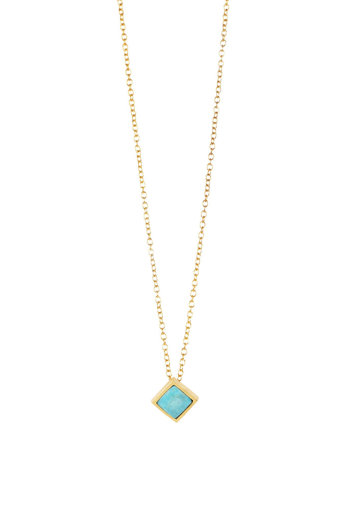 Lavalliere Necklace - Christina Greene LLC
