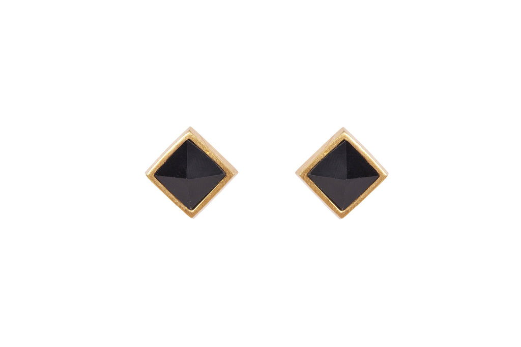 Lavalliere Stud Earrings - Christina Greene LLC