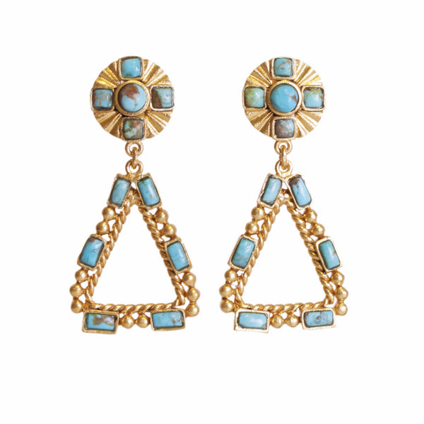 Southwestern Chandelier Earring - Christina Greene LLC