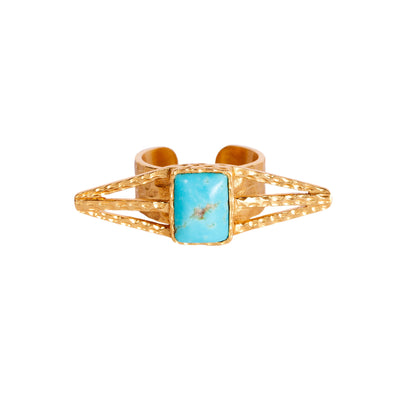 Itten Ring - Turquoise