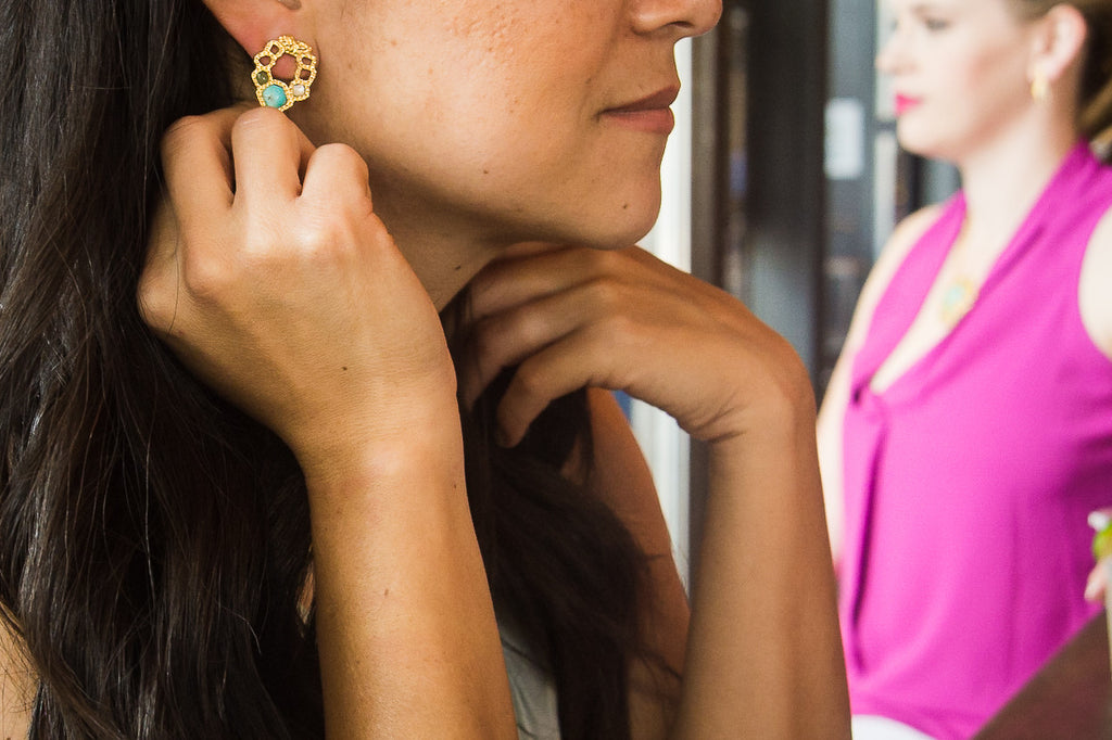 Mujeres Earring - Christina Greene LLC