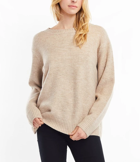 Wool Sweater - Christina Greene LLC