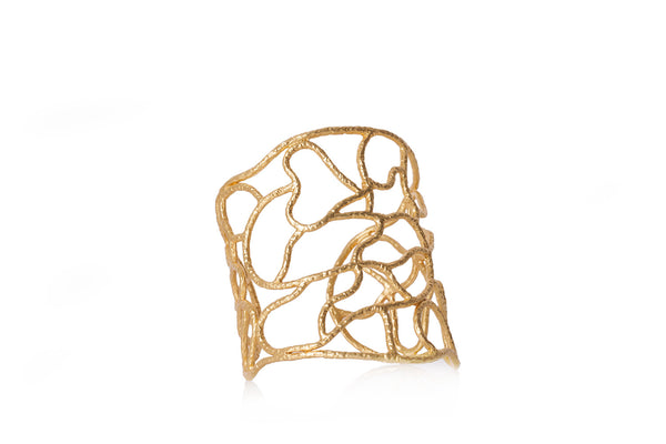 Newbury Wire Cuff - Christina Greene LLC