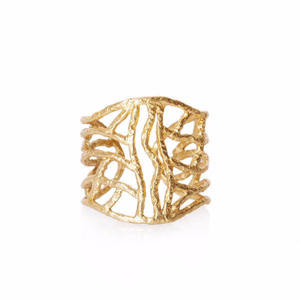 Nolita Wire Ring - Christina Greene LLC