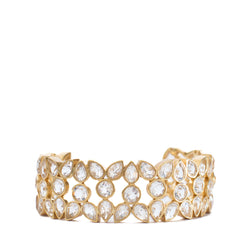 Tonja Crystal Bangle - Christina Greene LLC