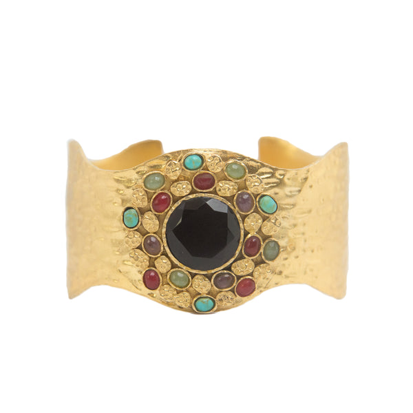 Grand Mayan Cuff - Christina Greene LLC