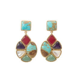 Tulum Earring - Christina Greene LLC