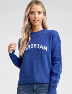 Erin Parisian Sweater - Christina Greene LLC