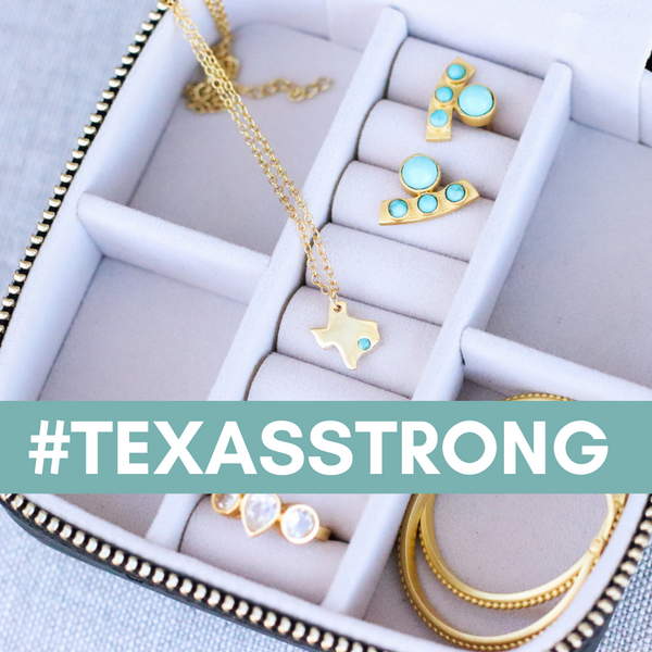 Texas Strong Necklace
