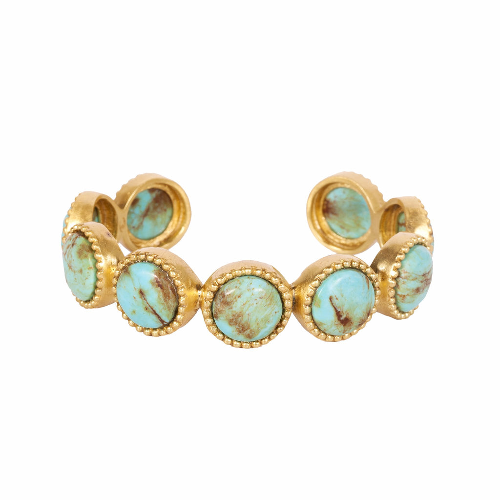 Western Blues Cuff - Christina Greene LLC