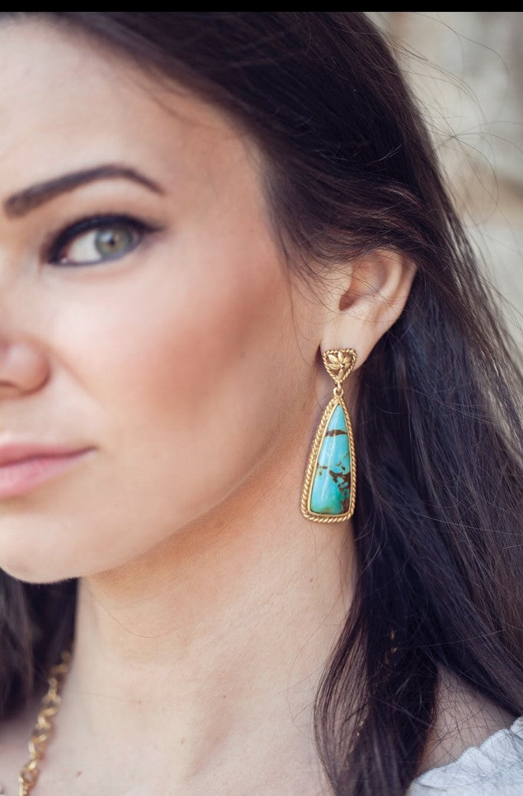 Southwestern Earrings - Christina Greene LLC