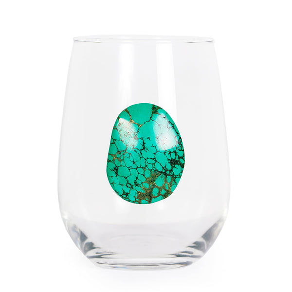 Agate Wine Glass - Christina Greene LLC