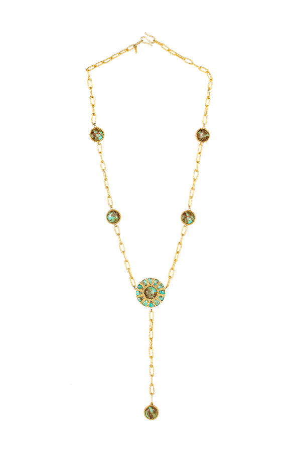 Long Lasso Necklace - Christina Greene LLC