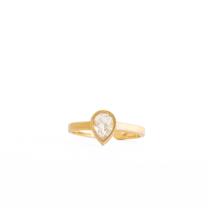 Salomé Crystal Ring - Christina Greene LLC