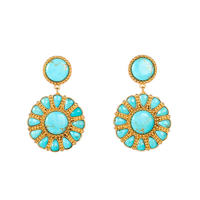 Southwestern Statement Earring
