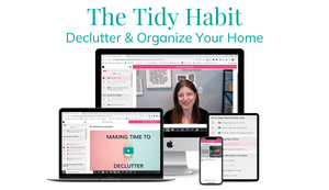 The Tidy Habit + BONUSES