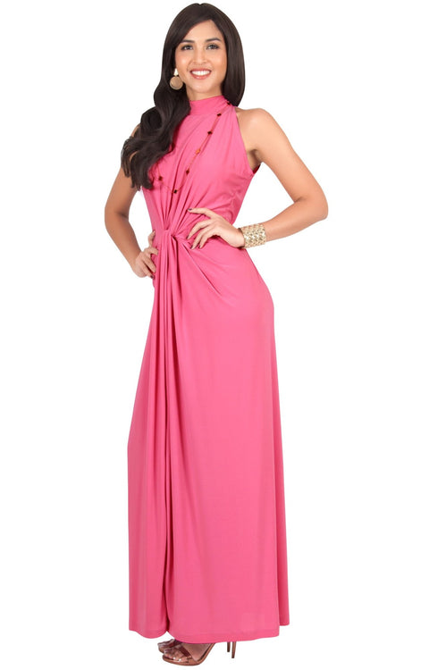JESSY - Long Travel Vacation Holiday Maxi Dress Summer Spring Beach