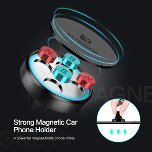 Universal 360 Magnetic Air Vent Mount Car Phone Holder
