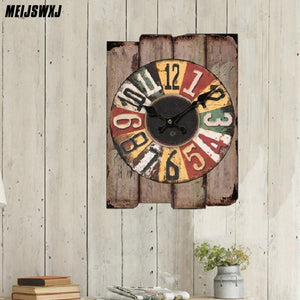 Gorgeous Wooden Wall Clock