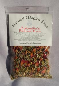 Aphrodite's Beltane Brew - Natural Magick Shop