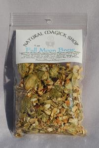 Full Moon Brew - Natural Magick Shop