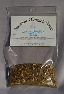 Snot Buster Tea - Natural Magick Shop