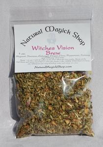 Witches Visions Brew - Natural Magick Shop