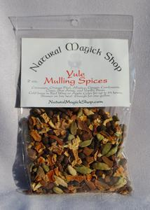 Yule Mulling Spice - Natural Magick Shop